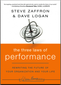 Book: The Three Laws of Performance