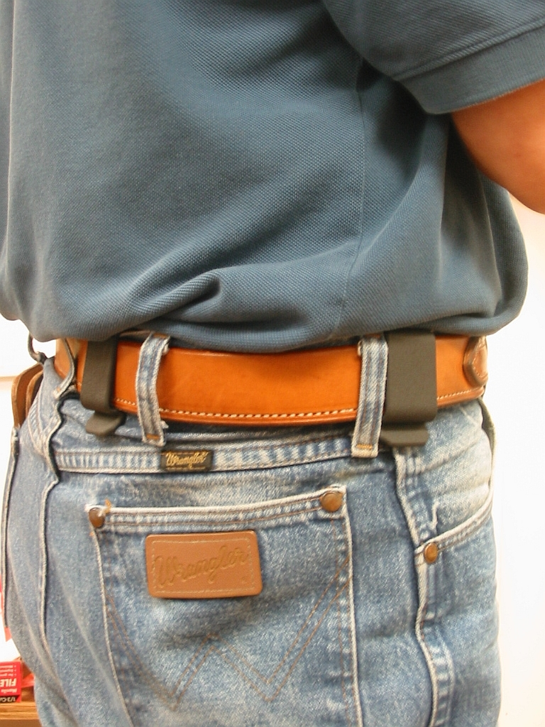 Concealed carry question for Pro carry shirt tuck